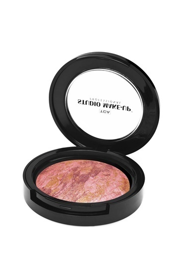 Tca Studio Make Up Fusıon Blush 08X Renkli